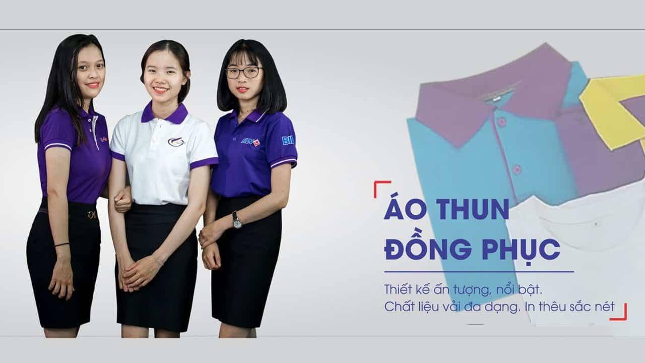 Top 5 Nơi May Đồng Phục, In Thêu Áo Thun Ở Bắc Giang -  - Bắc Giang 1