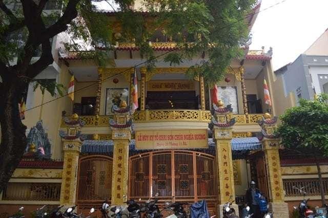 ngôi chùa nổi tiếng nhất ở nha trang