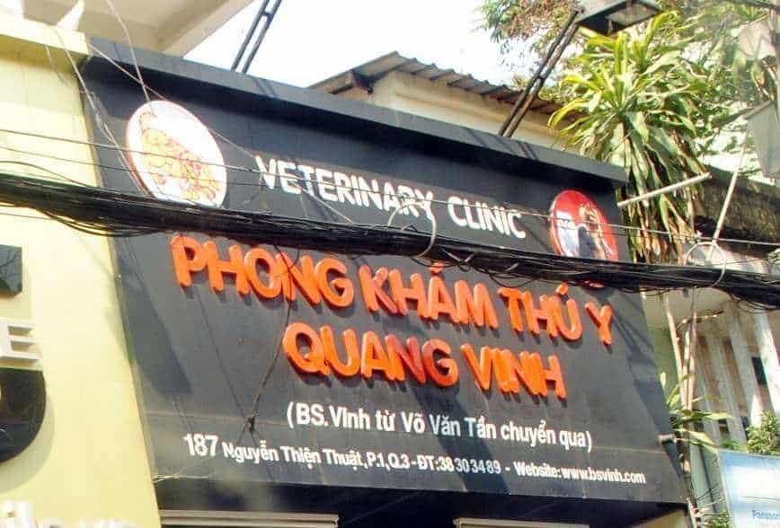 Top 10 Phòng Khám Bác Sĩ Thú Y Tốt Nhất HCM -  - AEC Pet Hospital Vietnam   Bệnh viện Pet-Pro   Family Vet 21