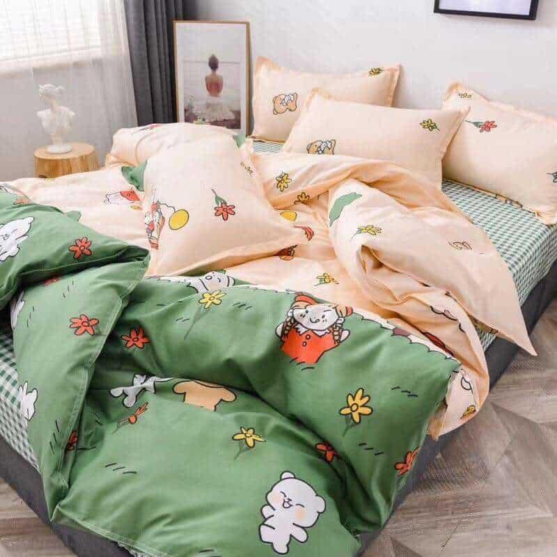 Top 10 Shop Bán Drap Giường Cute Tại Hồ Chí Minh -  - Abi House | Betty | Chalm Bedding Store 24