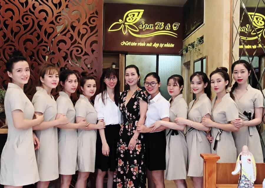 Top 10 Spa Trị Nám Tàn Nhang Hiệu Quả HCM -  - BB Beauté – BB Thanh Mai   Bệnh Viện Thẩm Mỹ KangNam   H&T Spa 41
