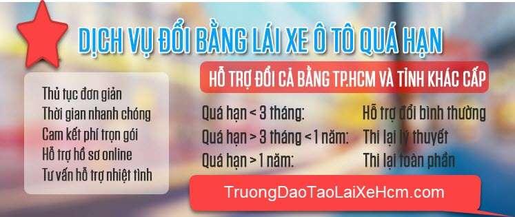 Top 5 Văn Phòng Gia Hạn GPLX, Làm Mới Bằng Lái Xe Hết Hạn Ở HCM -  - Trung Tâm Đào Tạo Lái Xe HCM 9