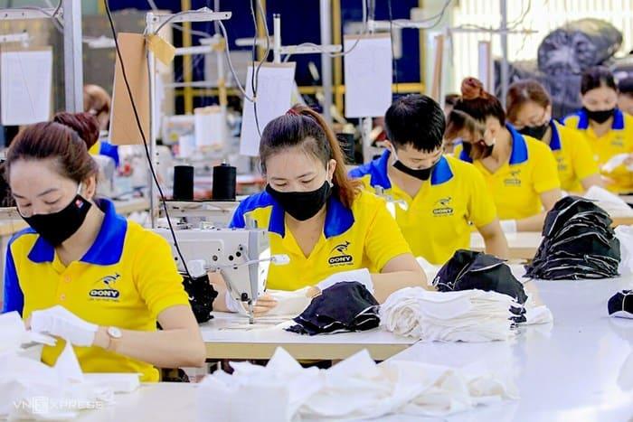 Top 5 Nơi May Đồng Phục, In Thêu Áo Thun Ở Hà Tĩnh -  - Công ty cổ phần quốc tế Dony | Công ty may đồng phục Jibi | May đồng phục công ty 19