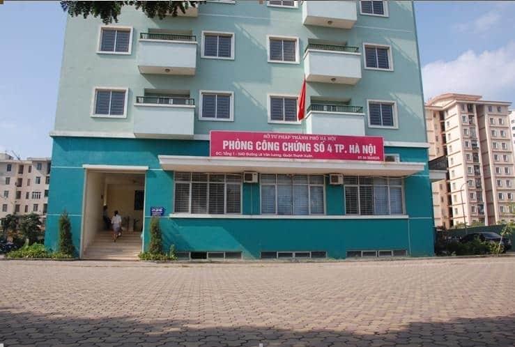 Top 12 Dịch Vụ Công Chứng Chuyên Nghiệp Ở Hà Nội -  - Dịch vụ công chứng CVN | Hà Nội | Văn phòng công chứng Đại Việt 35
