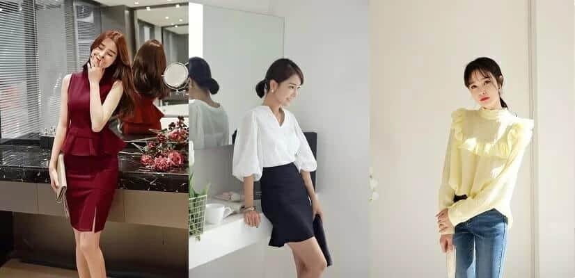 địa điểm bán quần áo cho nàng công sở