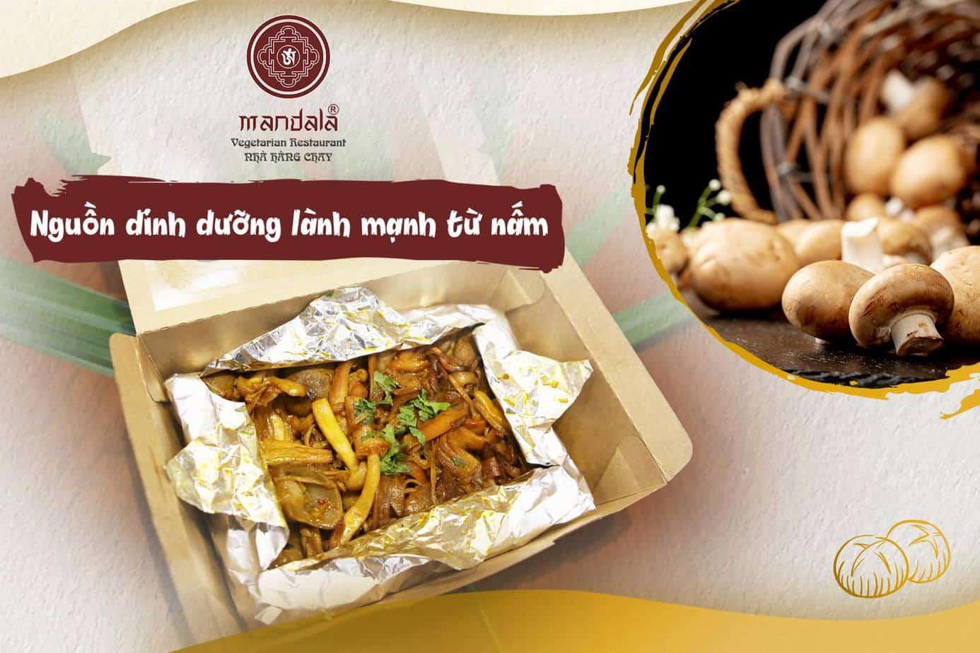 - Review Nhà Hàng Chay Chay Mandala