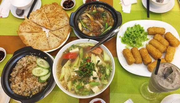 Top 5 Quán Chay Ngon Nổi Tiếng Nhất Tại Quận Tân Bình -  - Nhà hàng chay Ấn Tâm | Nhà hàng chay Quán Âm | Nhà hàng chay Tabàha 29