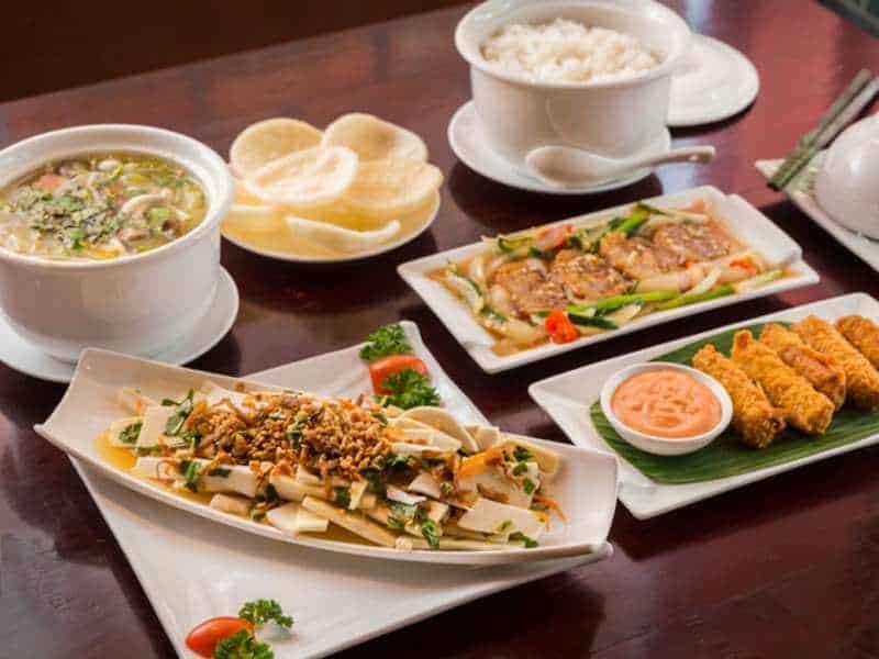Top 5 Quán Chay Ngon Nổi Tiếng Nhất Tại Quận Tân Bình -  - Nhà hàng chay Ấn Tâm | Nhà hàng chay Quán Âm | Nhà hàng chay Tabàha 17