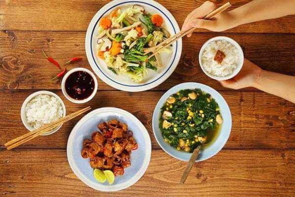 Top 5 Quán Chay Ngon Nổi Tiếng Nhất Tại Quận Tân Bình -  - Nhà hàng chay Ấn Tâm | Nhà hàng chay Quán Âm | Nhà hàng chay Tabàha 23