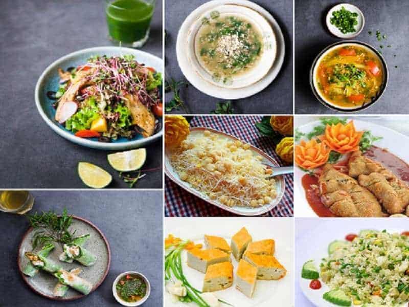 Top 5 Quán Chay Ngon Nổi Tiếng Nhất Tại Quận Tân Bình -  - Nhà hàng chay Ấn Tâm | Nhà hàng chay Quán Âm | Nhà hàng chay Tabàha 26