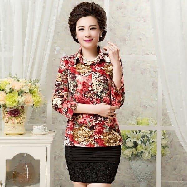 Top 10 Shop Thời Trang Cho Phụ Nữ Trung Niên -  - Thời trang nữ 23