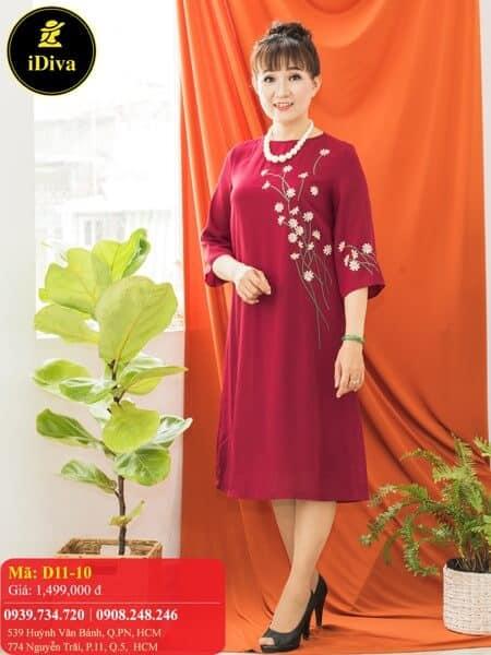 Top 10 Shop Thời Trang Cho Phụ Nữ Trung Niên -  - Thời trang nữ 29