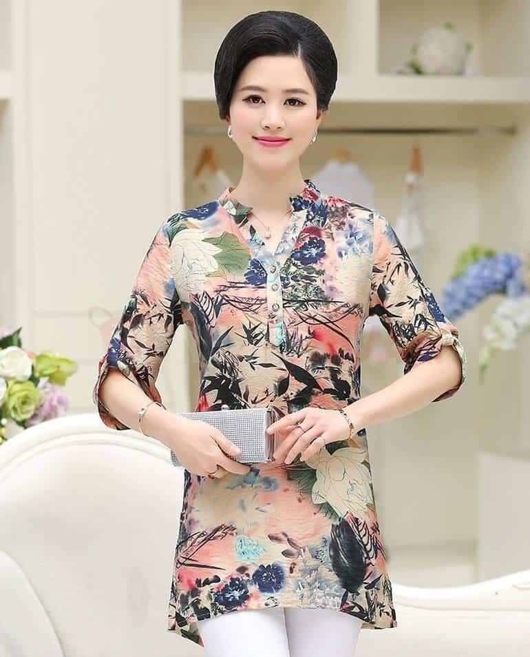Top 10 Shop Thời Trang Cho Phụ Nữ Trung Niên -  - Thời trang nữ 35