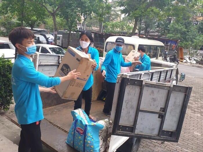 Top 10 Dịch Vụ Chuyển Phòng Trọn Gói Giá Rẻ Tại Hà Nội -  - Taxi Tải Thành Hưng 45