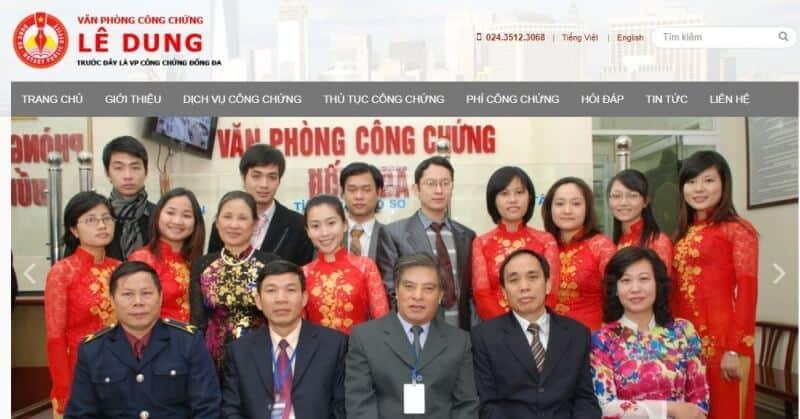 Top 10 Địa Chỉ Công Chứng Theo Yêu Cầu Nhanh Chóng, Uy Tín Hà Nội -  - Dịch vụ công chứng CVN | Hà Nội | Văn phòng công chứng Á Châu 32