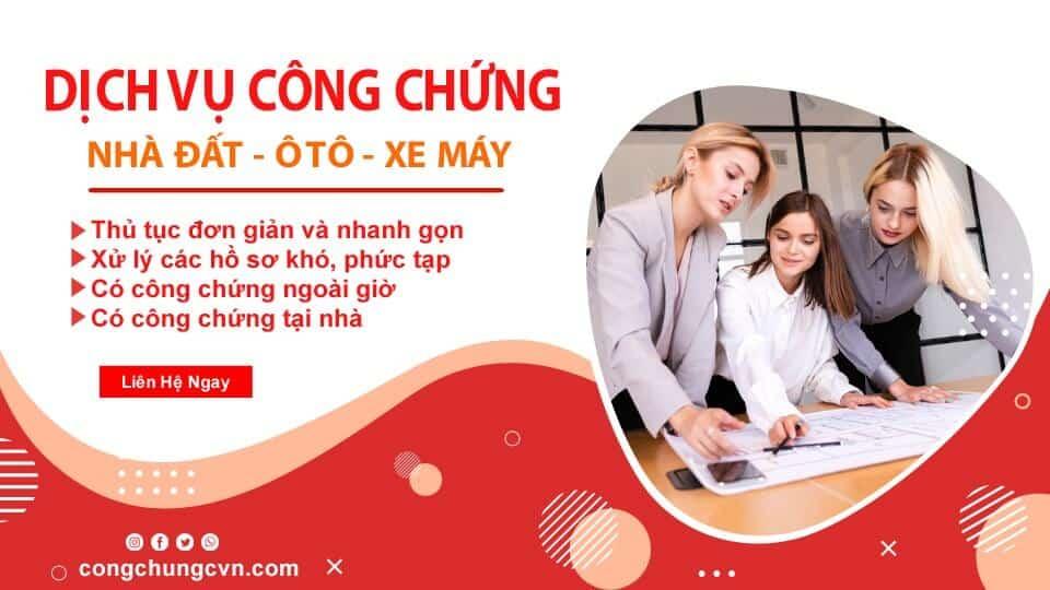 Top 10 Địa Chỉ Công Chứng Theo Yêu Cầu Nhanh Chóng, Uy Tín Hà Nội -  - Dịch vụ công chứng CVN | Hà Nội | Văn phòng công chứng Á Châu 19