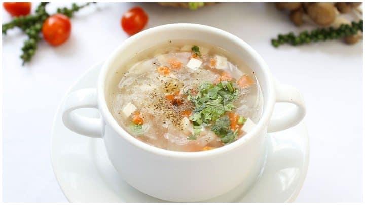 Top 5 Công Thức Làm Món Súp Dễ Ăn, Giàu Dinh Dưỡng -  - công thức nấu món súp | Món Ngon Thuần Việt 31