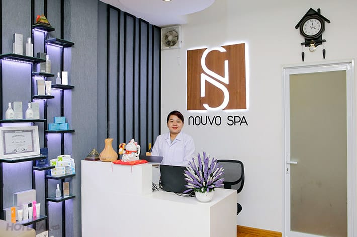 Top 10 Địa Chỉ Điều Trị Mụn Lưng Hiệu Quả Nhất Ở Tp. HCM -  - Beryl Beauty & Spa   Dr. Huệ Clinic & Spa   H&T Spa 33