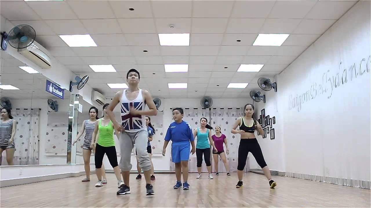 trung tâm dạy nhảy zumba chuyên nghiệp ở gò vấp
