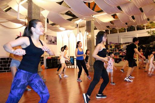 trường dạy nhảy zumba uy tín ở gò vấp