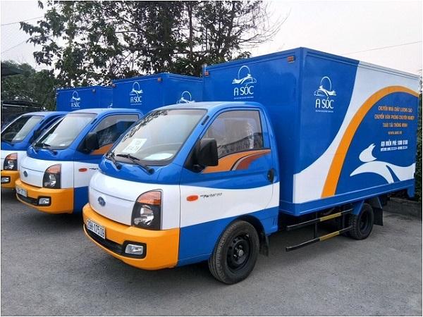 dịch vụ chuyển nhà nhanh, giá rẻ quận thanh xuân