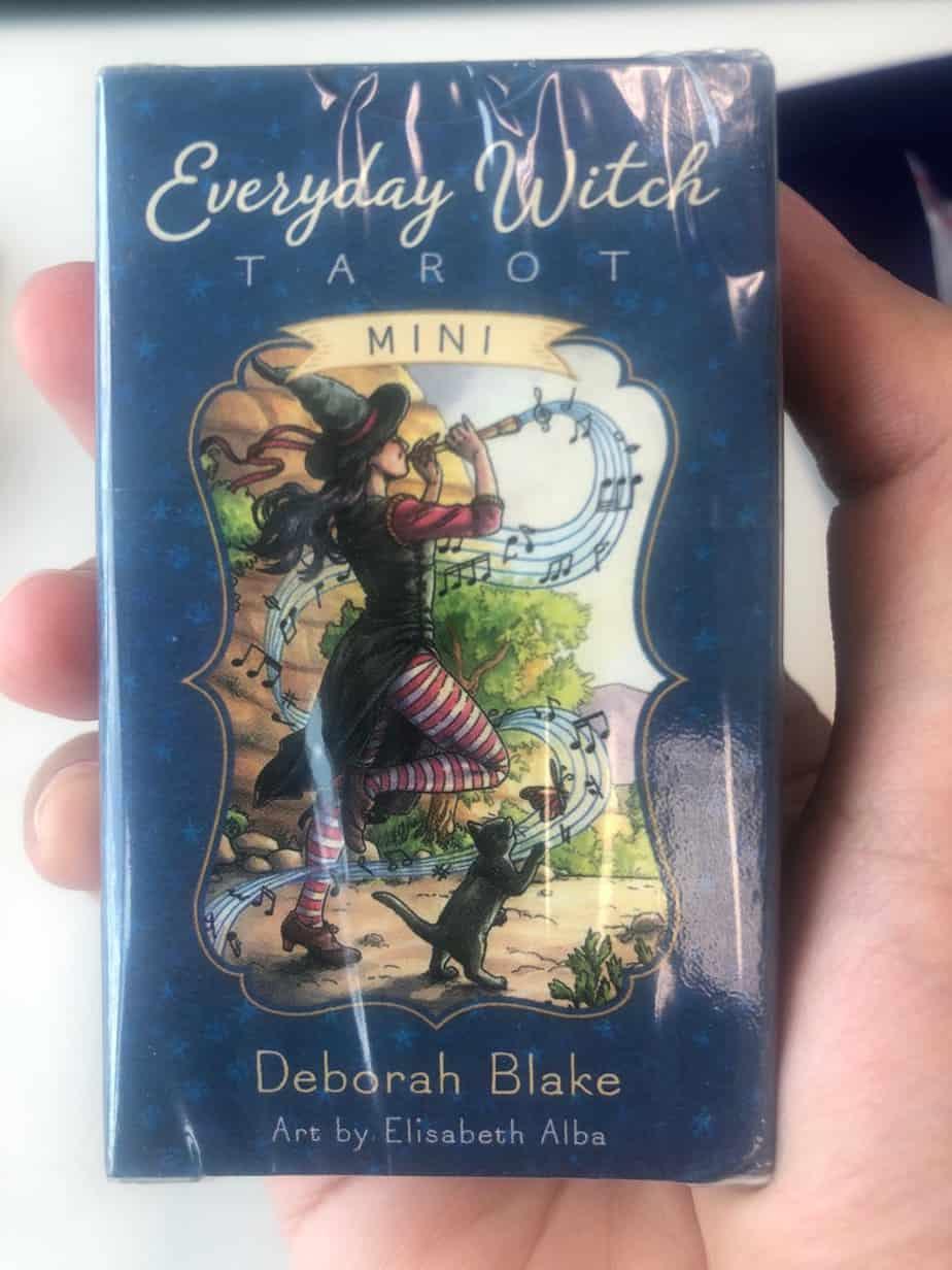 Everyday Witch Tarot – Mini Edition