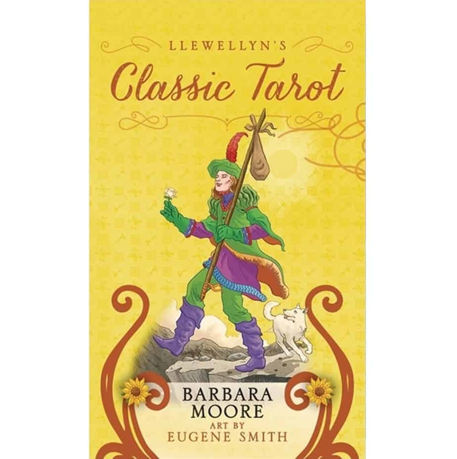 Llewellyn's Classic Tarot – Mini Edition