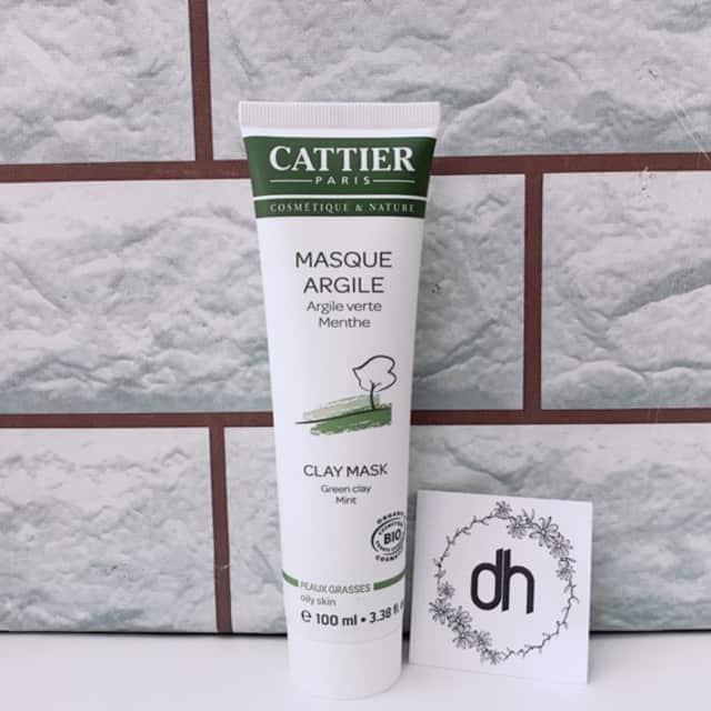 Cattier Masque Argile Menthe sản phẩm tẩy tế bào chết an toàn
