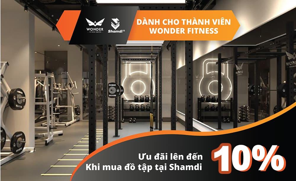 Wonder Fitness Center phòng tập yoga bay uy tín tại Đà Nẵng