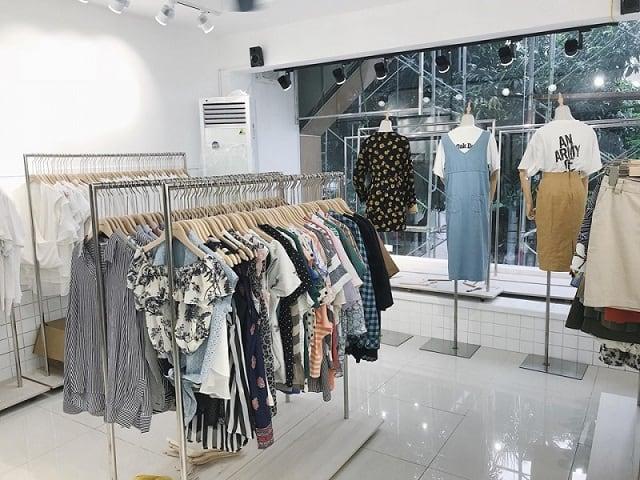 shop thời trang nữ Mee House