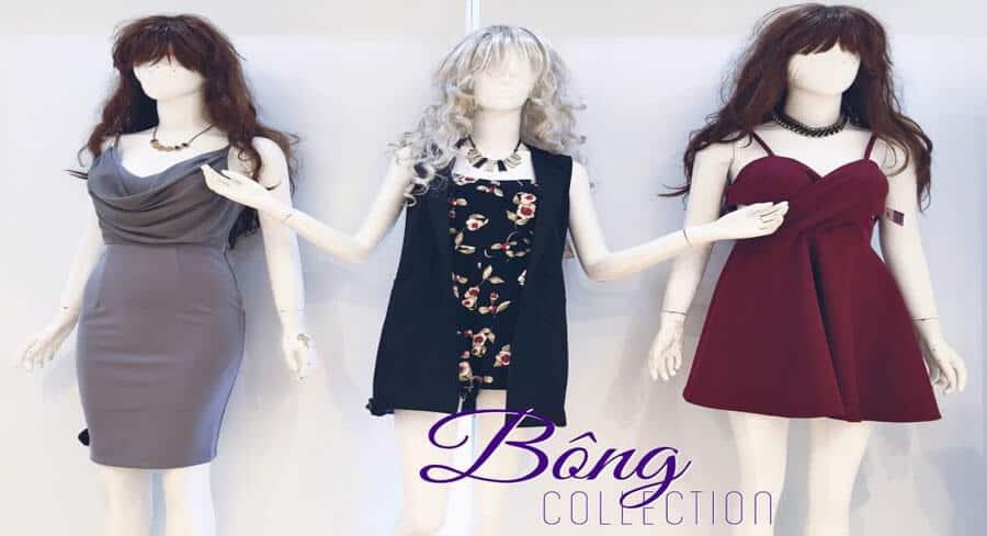 shop thời trang nữ Bông Collection