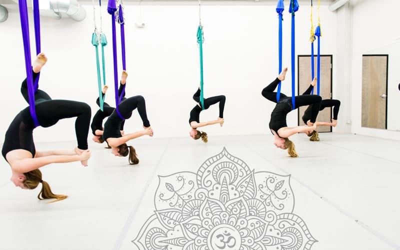 lớp yoga bay tốt tại Đà Nẵng