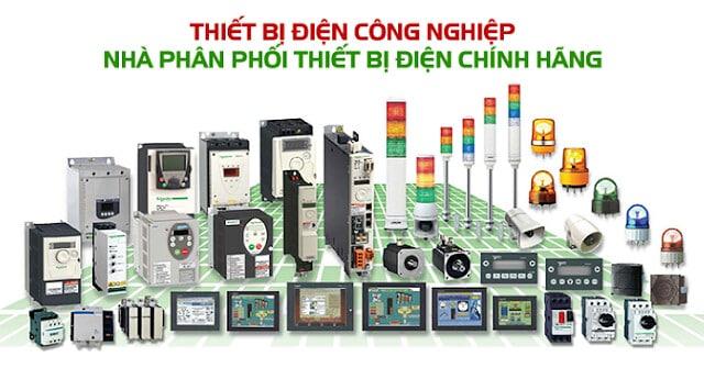 công ty phân phối thiết bị địện uy tín hcm