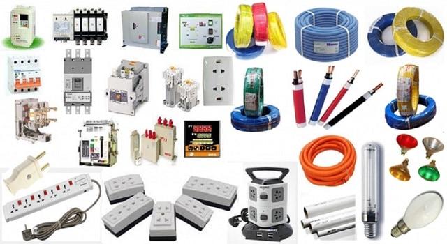 cửa hàng cung cấp thiết bị điện chính hãng hcm
