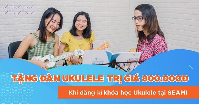 trường dạy ukulele chuyên nghiệp ở hcm