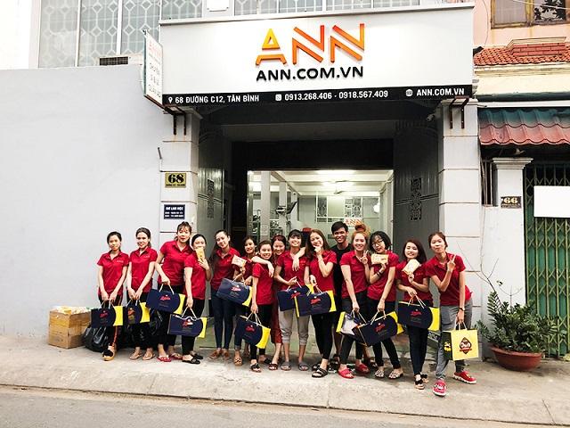 Ann - Cung cấp nguồn hàng thời trang quận 3 giá rẻ, uy tín