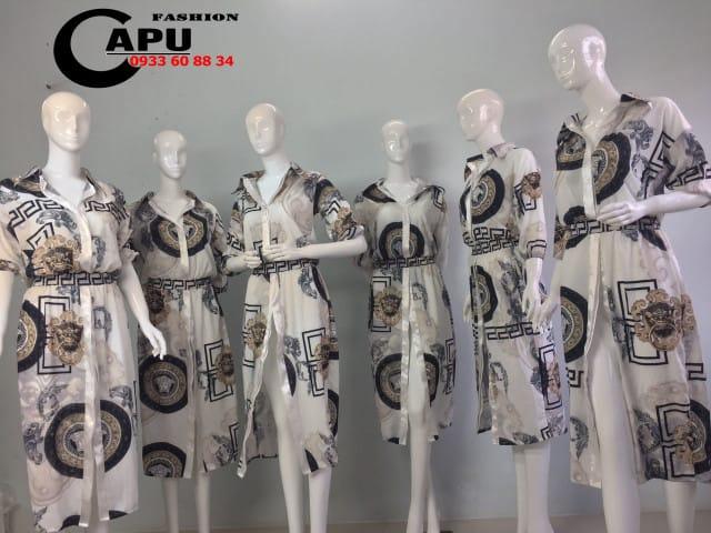 CAPU Fashion - Nguồn hàng thời trang quận Gò Vấp