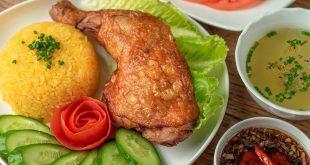 Menu Cơm gà thơm ngon chất lượng