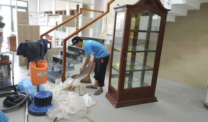Công ty vệ sinh nhà cửa tại Hồ Chí Minh
