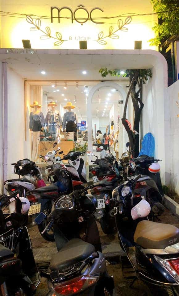 Mộc Boutique - Cửa hàng quần áo nữ đẹp tại Huế