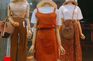 Cửa hàng quần áo đẹp nhất tại Huế