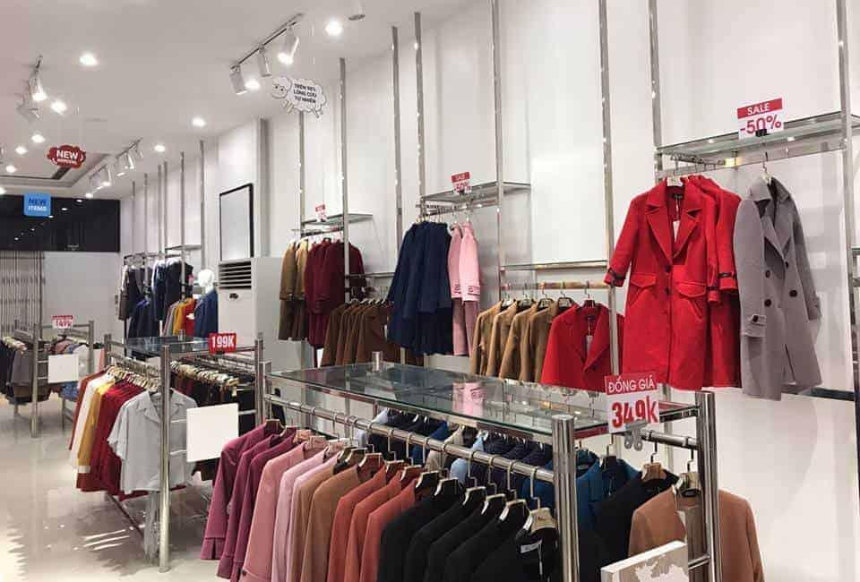 cửa hàng thời trang nữ đẹp ở nha trang