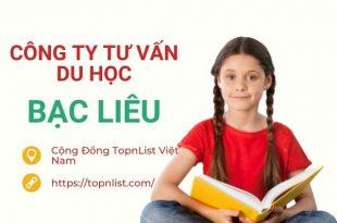 - Top 5 Công Ty Tư Vấn Du Học Tại Bạc Liêu Uy Tín