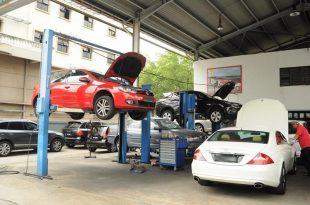 gara ô tô ở Bình Tân uy tín