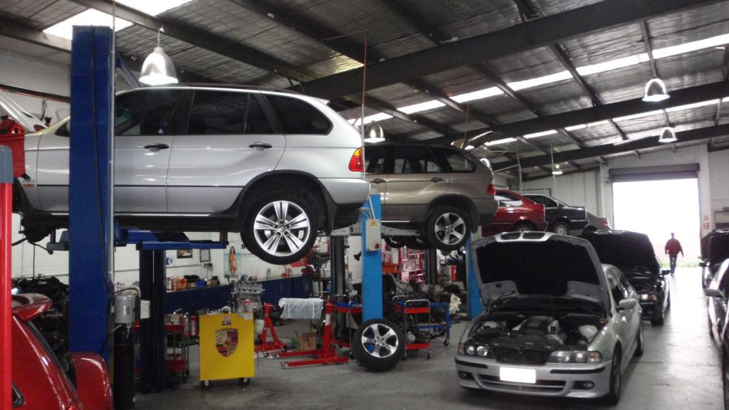 Garage Hải Auto