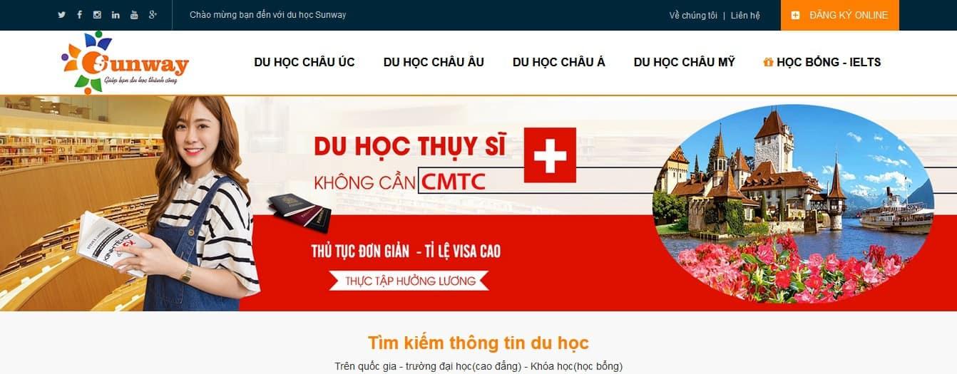 Công ty TNHH Dịch thuật và Giáo dục quốc tế Thái Dương - Sunway Vietnam
