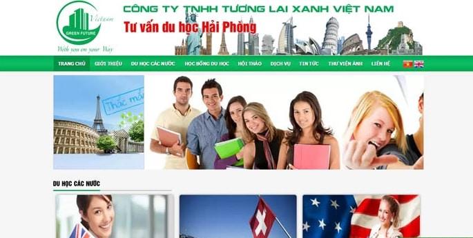 Công ty TNHH Tương Lai Xanh Việt Nam (Green Future Vietnam LTD) ở Hải Phòng